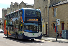 Photo of Stagecoach 15731 VX61FKE Emlyn Square, Swindon 17 July 2017