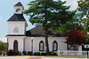 Old Church Building (ChristianRock) Tags: pentax k10d k10 sigma dc hsm art 30mm 30 f14 14 nikon linear polarizer downtown norcross ga georgia summer