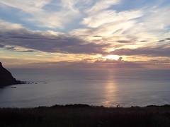 Sunset 3 (Saf37y) Tags: sunset seashore sea coast clouds costal sky scotland mhorhead seaside aberdeenshire gardenstown gamriebay gamrie