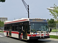 Toronto Transit Commission 8484 (YT | transport photography) Tags: ttc toronto transit commission nova bus lfs