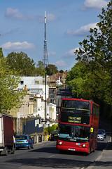Arriva London VLA39 LJ53BCF Route 417 Norwood (TfLbuses) Tags: tfl public transport for london red double decker buses arriva alexander alx400 volvo b7tl