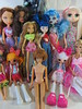 New arrivals July 2017 (MissPennybun) Tags: vintage second hand thrift store finds dolls rare htf earth jane diva stars beauty cuties midge la dee da winx club