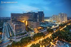 vl_05537 (Hanoi's Panorama & Skyline Gallery) Tags: asia asian architecture asean appartment architect building canon capital caoốc city downtown hanoi hànội hanoipanorama hanoiskyline hanoicityscape sky skyline skyscraper skylines skyscrapercity sunset phạmvănđồng