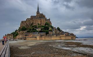Mont Saint-Michel Bay  walk