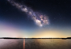 On Earth as it is in Heaven (brian.pipe) Tags: nikon d500 sigma 17 50 panorama milky way hagerman national wildlife refuge