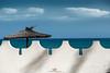 © Fuerte Ventura foto Nino Fiore (Fiore Nino) Tags: paglia spiaggia mare sole nuvole ombrellone