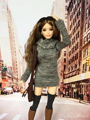 Barbie The Look Happy Hipster doll (alenamorimo) Tags: barbie barbiedoll doll barbiecollector