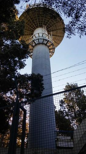 Torre escondida