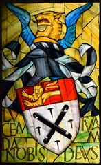 Lucem Tuam Da Nobis Deus (Simon_K) Tags: ely cambridgeshire cambs eastanglia cathedral window glass stained sgm nikon d5300