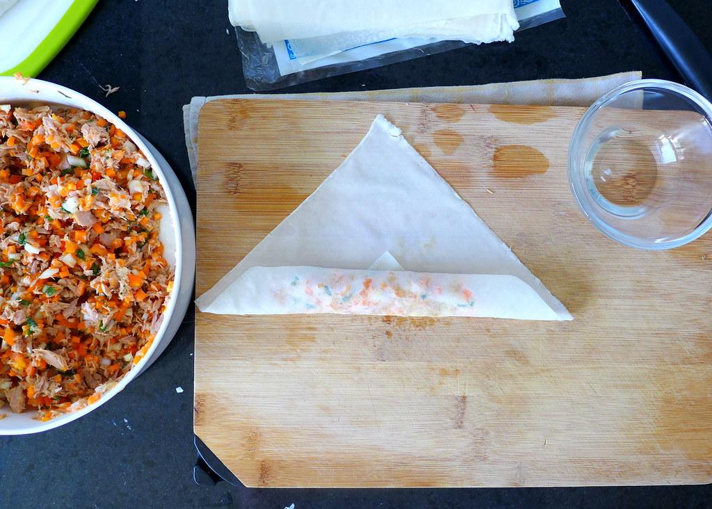 how to make lumpiang shanghai tuna