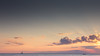 Sunset at the adiratic sea