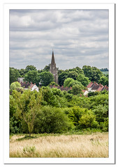 View of Warmley and Saint Barnabas Church (Travels with a dog and a Camera :)) Tags: view lightroom cc houses england church ey walking warmley photoshop 2015 saint barnabas summer 2017 pentax landscape k70 digital justpentax warm july art south west forest park uk tamron af 18200mm f3563 xr di ii ld asperical if macro lightroomcc pentaxart pentaxk70 photoshopcc2015 saintbarnabaschurch southwest tamronaf18200mmf3563xrdiiildaspericalifmacro warmleyforestpark unitedkingdom gb