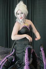 D23-V 0263 (Photography by J Krolak) Tags: cosplay costume masquerade d23 disney mousquerade d23expo ursula littlemermaid anaheim california usa d232017disneyfanexpo