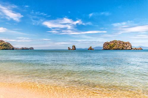 Andamanensee - Andaman Sea