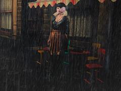 I like People who smile when it's Raining. (BerryGotStyle) Tags: foxy addams choker deetalez dress euphoric hair head hellotuesday jacket look makeup mesh necklace ovh outfit overhigh rain secondlife skin studioexposure summerfest17 supernatural thor