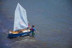 Little Sailors (jaroslaw.f) Tags: kids sport activity sailing amazing brave little unbroken world windy ocean water blue sunny madera madeira