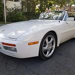 1990 Porsche 944 S2 Convertible 15,000 Delivered FOB Los Angeles