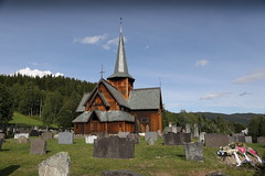 1V5A1946-2 (Photographer Benjamin Olsen) Tags: stave church christian building northwestern europe