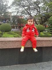 Hình chụp bé nhà mình lúc 18 tháng tuổi đó mn😋😋 (hiệpnguyễn14) Tags: