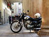 W800 La boqueria (michele franzese) Tags: w800 kawasaki boqueria barcelona motocicleta motorbike motorcycle vintagebike classicbike spain lumix lumixg gh5 panasoniclumix streetphoto streetphotography
