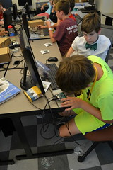 DSC_9269 (Caruth Institute for Engineering Education) Tags: stem programming scratch smu lyleengineering middle school raspberry pi