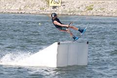 CFR0395 (Carlos F1) Tags: nikon d300 castelldefels ocp olimpiccablepark olimpic sport deporte water agua wakeboard wakeboarding wakesport wakeskate boardsport jump salto tabla surf surfing barcelona spain watersport acuatico
