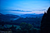 """Blue ridge Mountains""  John Fogerty. (Pascal Rey Photographies) Tags: paysages paysage ruralité landschaft landscapes landscape blé wheat champ champêtre horizon nature ardèche photographiecontemporaine photos photographie photography photographierurale nikon d700 luminar sunset nuit nocturne night nacht notte aruba abw bluemagic bluehour blau azul lheurebleue sky heaven cielo bleu"