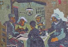 Mangeurs de pommes de terre - Nuenen - Van Gogh - 1885_0 (Luc II) Tags: vangogh nuenen