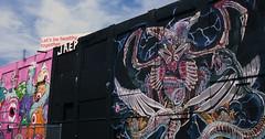 Billboard 22 (stevensiegel260) Tags: newjersey mural billboard wall jerseycity graffiti