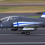 Midnight Hawks BAe Hawk  HW-341 thumbnail