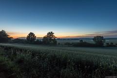 rural afterglow (tomekobi) Tags: blau dämmerung feldmark seelze lathwehren blauestunde stemmerberg niedersachsen calenbergerland regionhannover dusk lowersaxony blue bluehour hanoverregion ländlich rural himmel sky abend evening abendröte afterglow felder fields