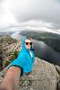 Perspective (VarsAbove) Tags: norway norge norwegia trip mointains travel traveller trolltunga lake nature fjord waterfall odda kinsarvik preikestolen tent beauty sunset sunrise bergen