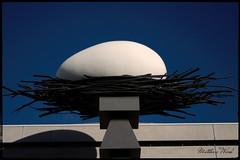 CRW_8374 (mattwardpix) Tags: blacktotemii black totem ii by brett whiteley art egg newcastle gallery nsw australia matthewward