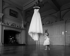 The Dress (Scott Baldock) Tags: wedding essex lawn rochford child girl dress weddingdress