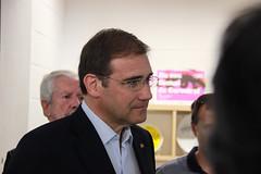 Pedro Passos Coelho em Vila Nova de Cerveira