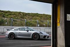 Porsche 991 GT3 MKII (MauriceVanGestel Photography) Tags: porsche gt3 991 911 mk2 mkii zandvoort nederland netherlands niederlande nl automotive german duits circuit pit pitstraat duinen dunes