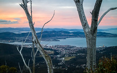 Sphinx lookout, Mt Wellington (Val A[d]venture) Tags: australia australie voyageur backpacker valaventure valadventure tasmania tassie tasmanie canon eosm3 june 2017 landscape paysage