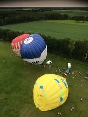 170705 - Ballonvaart Omstwedde naar Nieuw Buinen 2007
