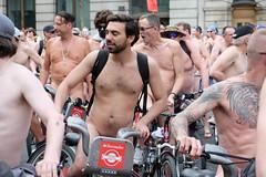 DSCF0909 (bbana) Tags: wnbr london 2017 man naked