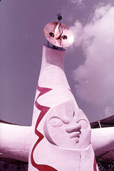 01 Tower of the Sun (adelaidefire) Tags: world exposition 1970 expo 70 suita osaka japan sk colour slides 35mm