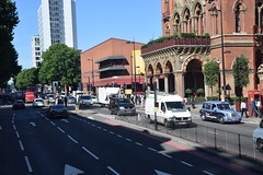 DSC_6923 (photographer695) Tags: london bus route 205 st pancras railway station