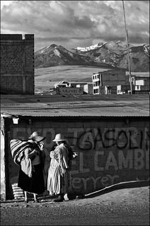 La Paz street : little secrets