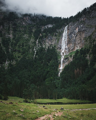 Röthbach waterfall, Berchtesgaden (Sunny Herzinger) Tags: herkunft dedeutschland berchtesgaden europa july obersee königssee bayern fujixpro2 bavaria schönauamkönigssee germany de