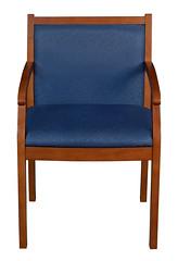 9875CHBE_4 (RegencyOfficeFurniture) Tags: regency regencyofficefurniture regencyseating seating chair sidechair guestchair hardwood cushioned fabric regent cherry blue 9575 9875ch