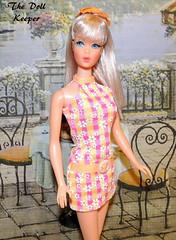 1967 Vintage Mod Silver Ash  TNT Barbie (The doll keeper) Tags: vintage mod tnt silverash 1967 barbie doll