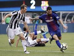 Neymar protagoniza la victoria del Barça ante la Juventus con un doblete (elperiodicodeutah) Tags: eastrutherford newjersey unitedstates