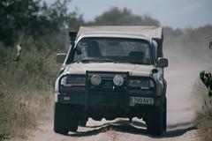 Self drive safari (knipslog.de) Tags: toyota 4x4 allwheeldrive awd 4by4 selfdrivesafari botswana botsuana safari adventure wildlife wild animals