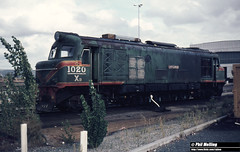 1855 XB1020 Jargurdi Forrestfield Loco 11 April 1980 (RailWA) Tags: railwa philmelling westrail xb1020 jargurdi forrestfield loco
