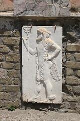 Made no more (AngharadW) Tags: flickrfriday ruins carving marble vesuvius italy herculaneum angharadw madenomore