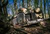 (Thilo Sengupta) Tags: auto car autofriedhof lost abandoned rusty rostig nice nicepic picoftheday urbex urbexjunckies explore froggyexplorers ue canon canoneos80d lightroom hdr highdynamicrange